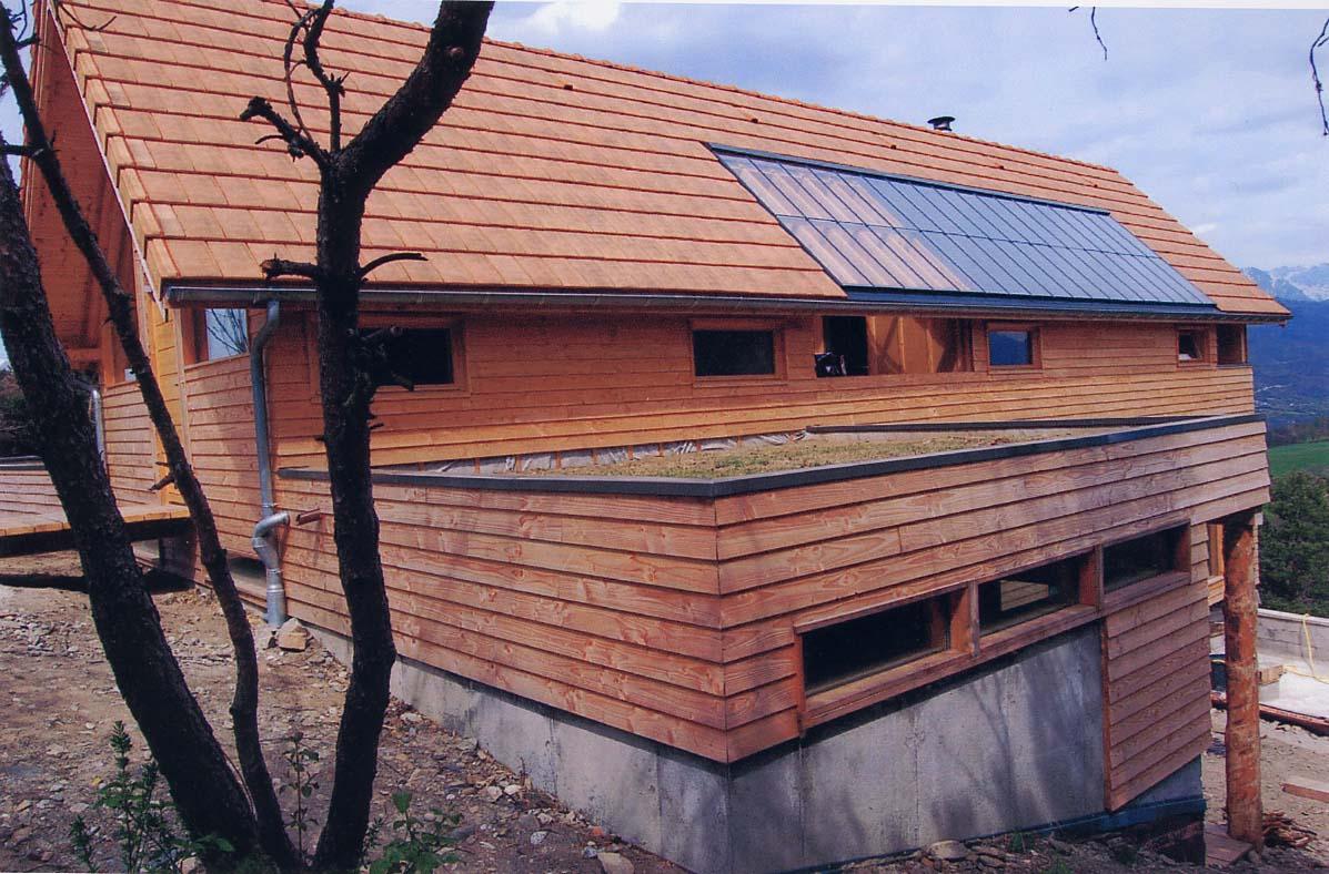 maison ossature-bois éco-construction bbc