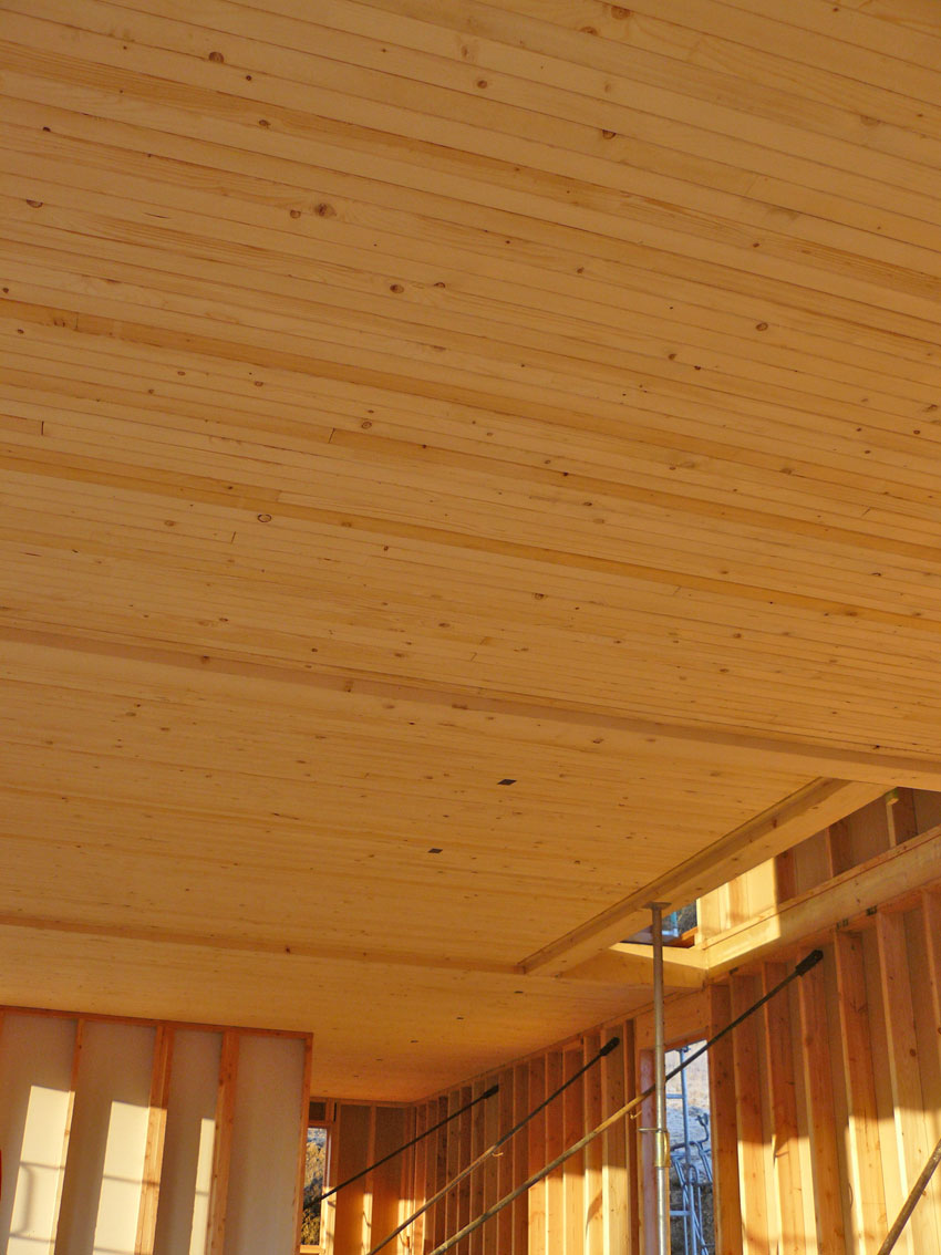sarl nicollet ossature bois plancher cloué