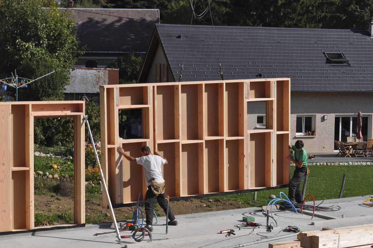 Constructeur Maison Bois Isere u2013 Maison Moderne # Constructeur Maison Bois Isere
